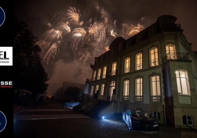 110 ans de Bugatti à Molsheim 2019